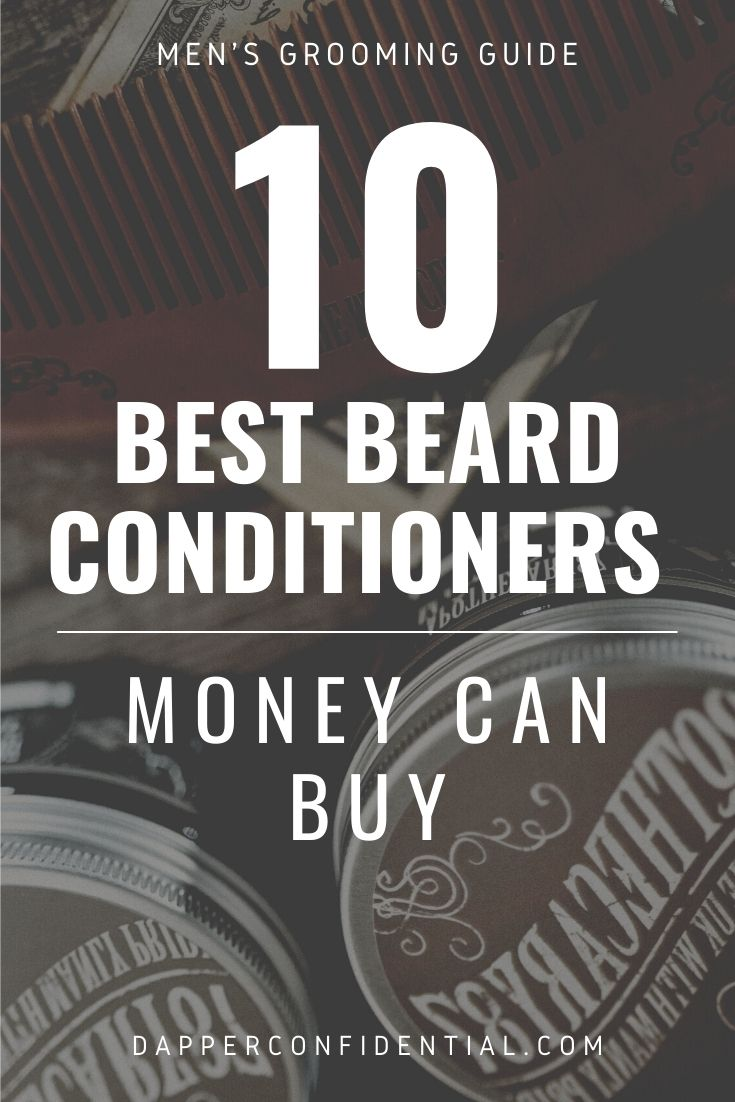 best beard conditioners