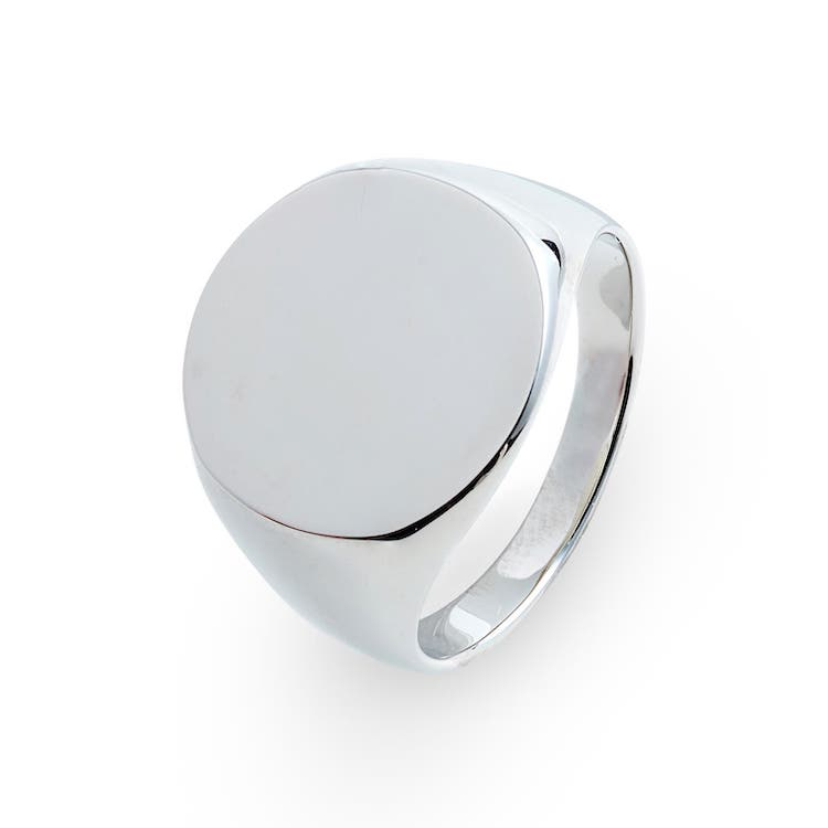 Men's Classic Signet Ring