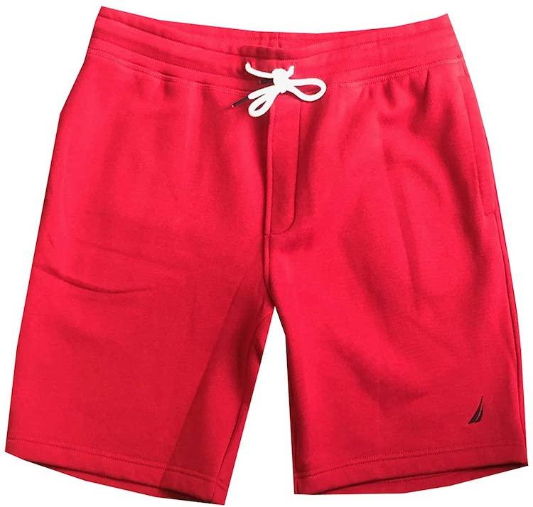 Nautica Mens Soft Cotton Shorts