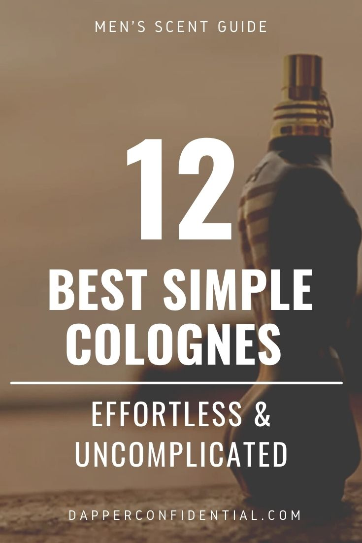 Simply The Best Colognes