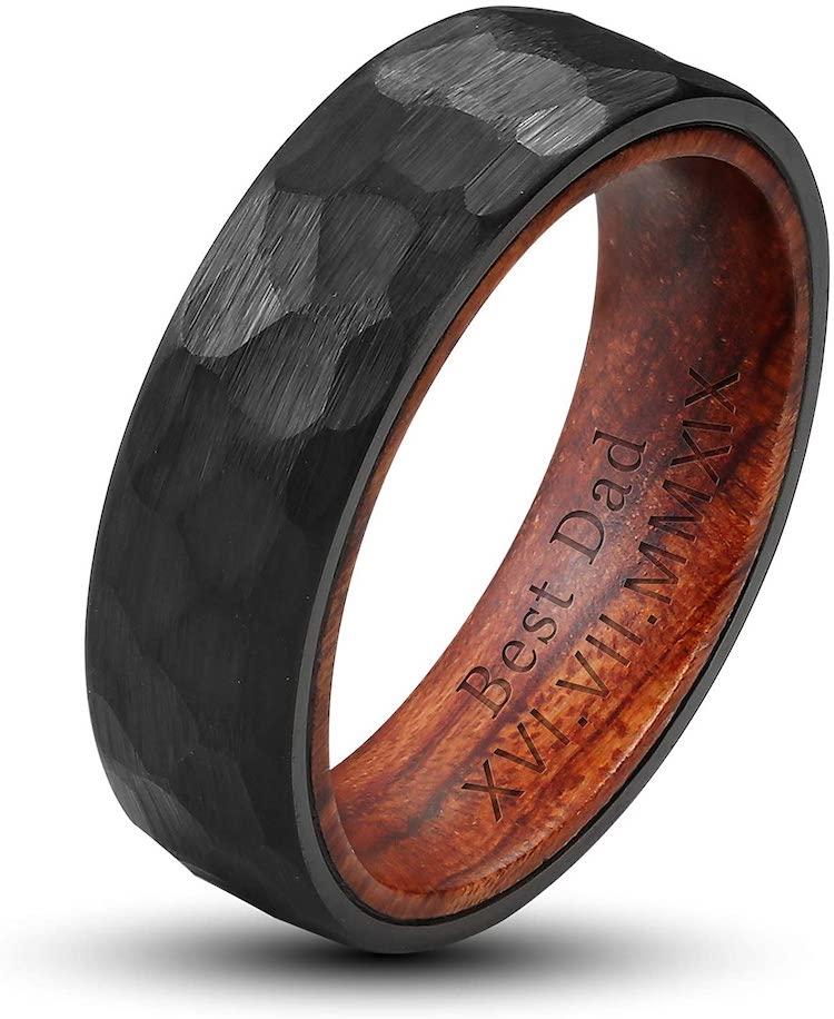 Ulan Moron Custom Engraved Rings
