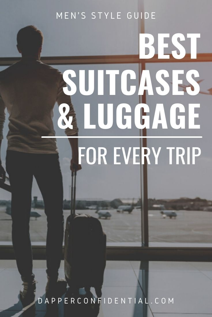 best suitcases & luggage for every trip