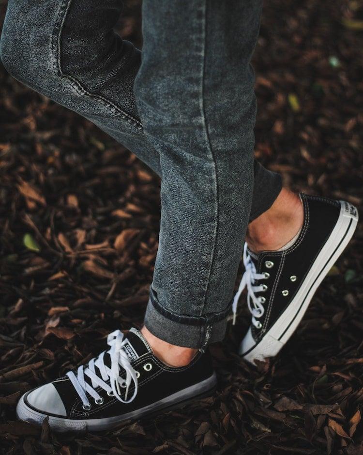 b&w shoes