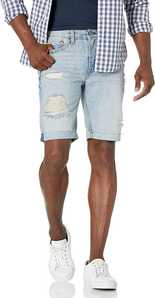 Levi's Men's Slim Jean Shorts