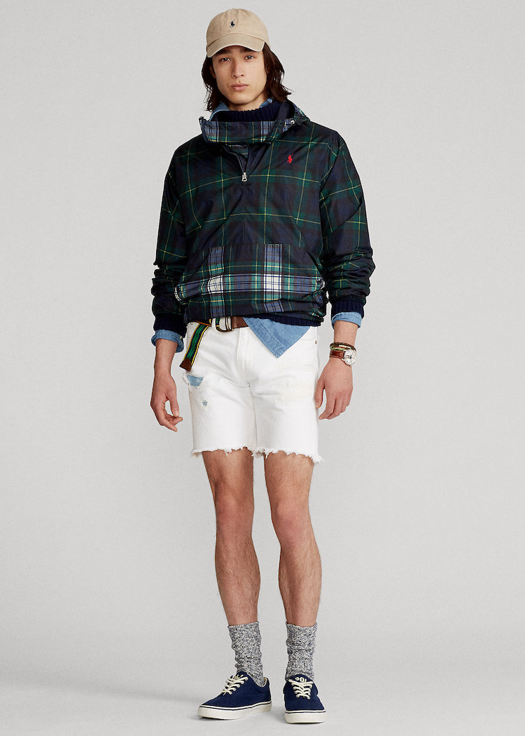 Polo Ralph Lauren 7.5-Inch Sullivan Slim Denim Short