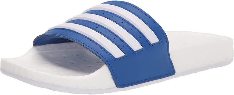 adidas Unisex Adilette Boost Slide Sandal