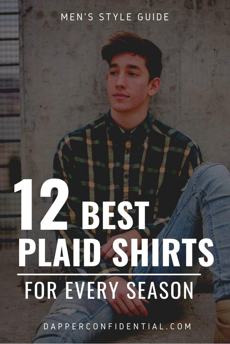 best plaid shirts for men